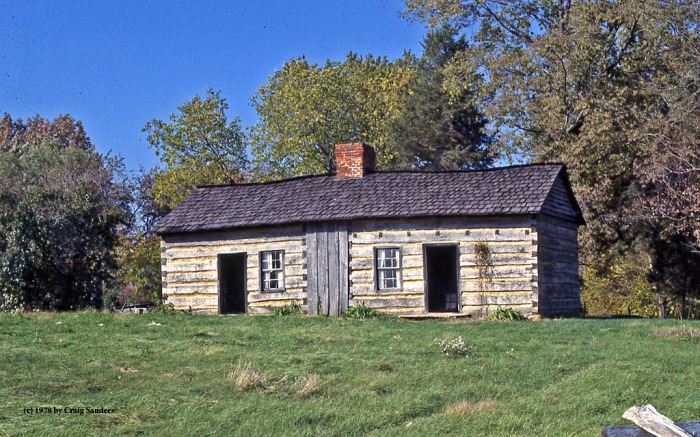 lincoln-log-cabin
